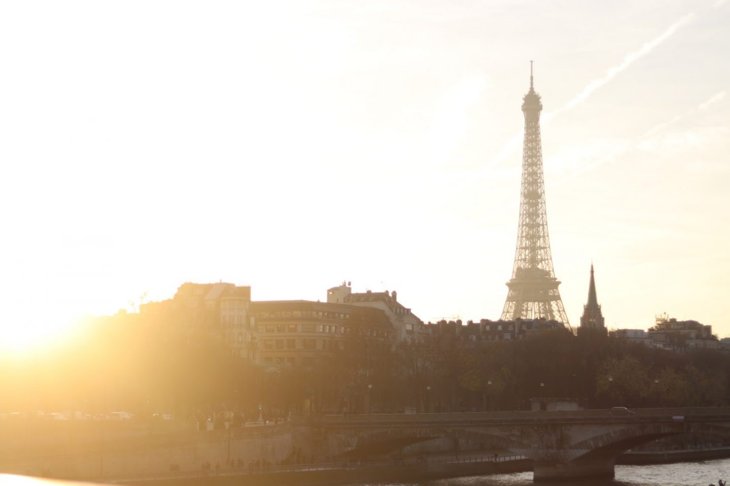 A December Weekend in Paris
