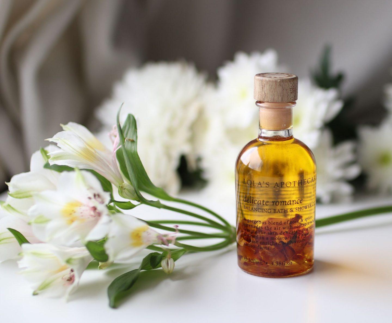 Lola's Apothecary Delicate Romance Bath Oil, Katie KALANCHOE