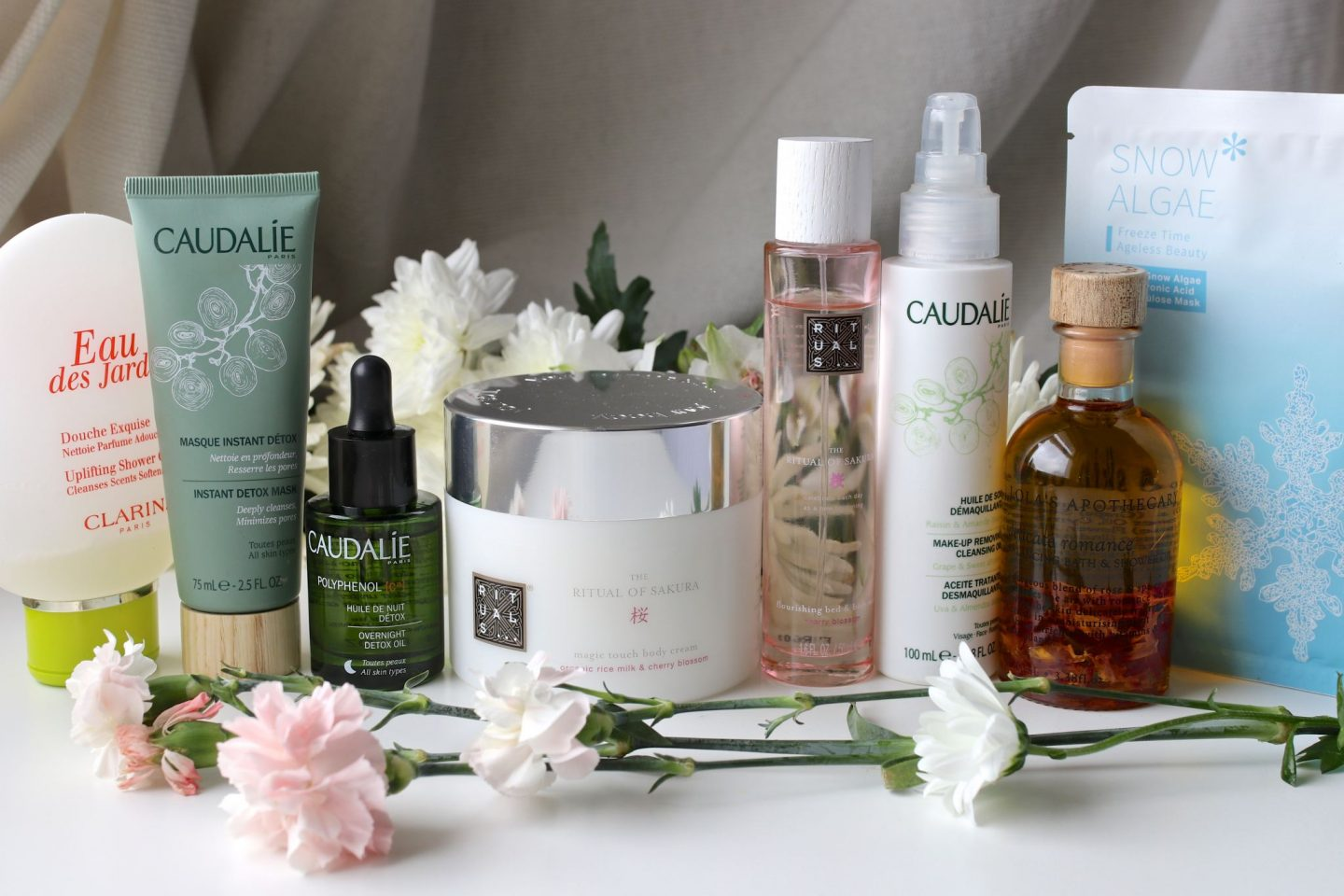 Beauty products Katie Heath, KALANCHOE swears by