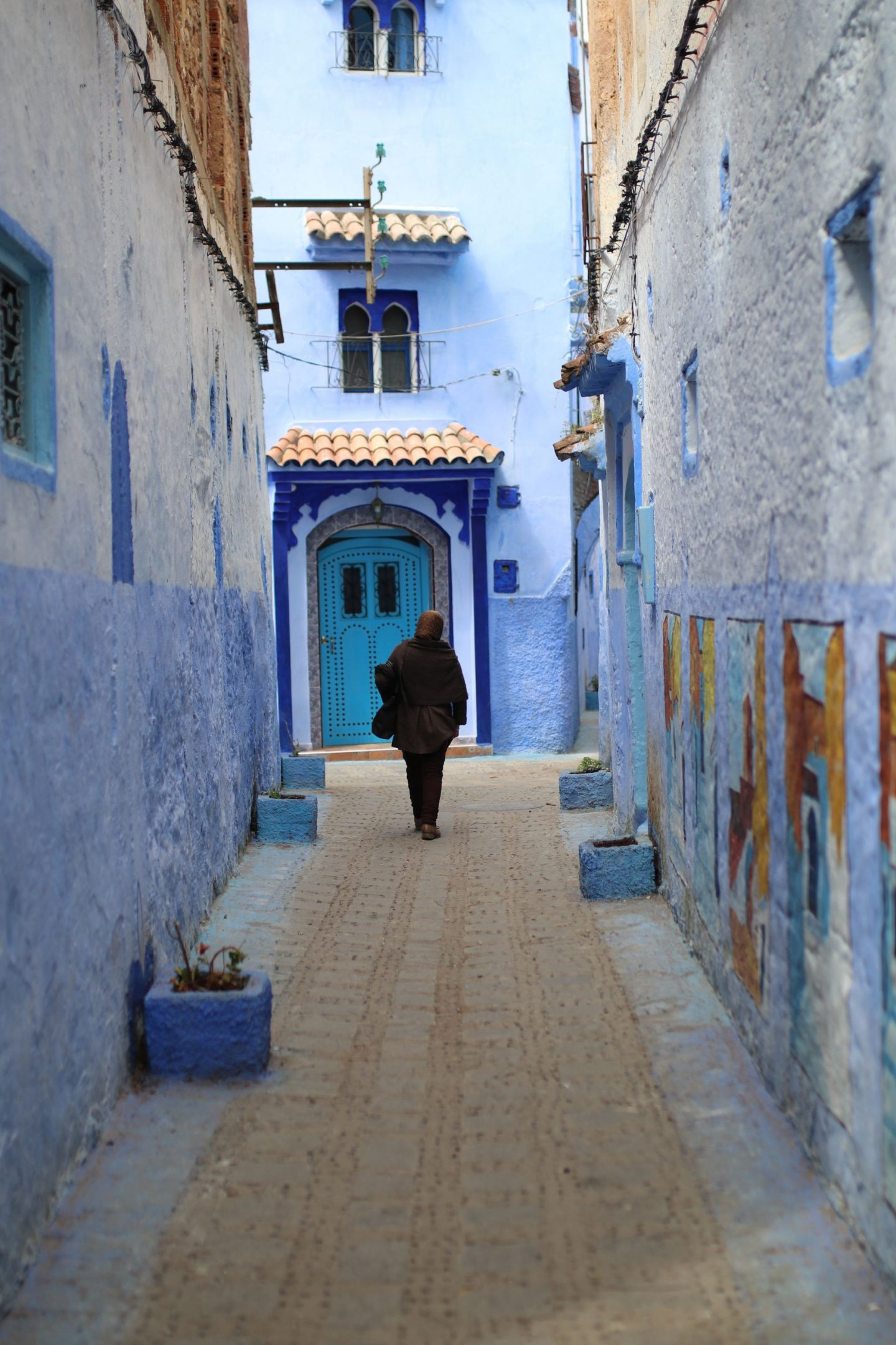 Chefchouen, The Blue Pearl, Morocco, Katie KALANCHOE
