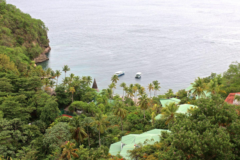 Katie Heath, KALANCHOE, St Lucia, Jade Mountain