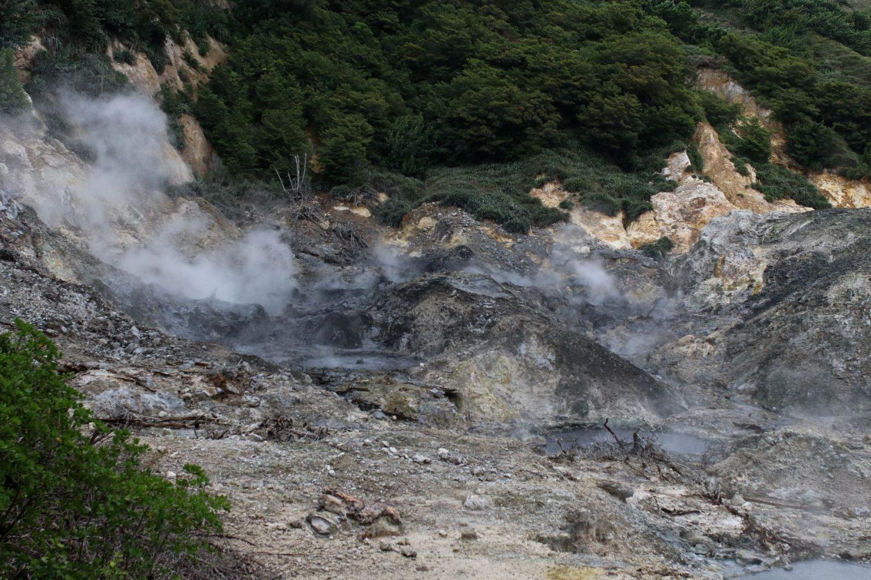 Katie Heath, KALANCHOE, St Lucia, Volcano and Sulphur Springs