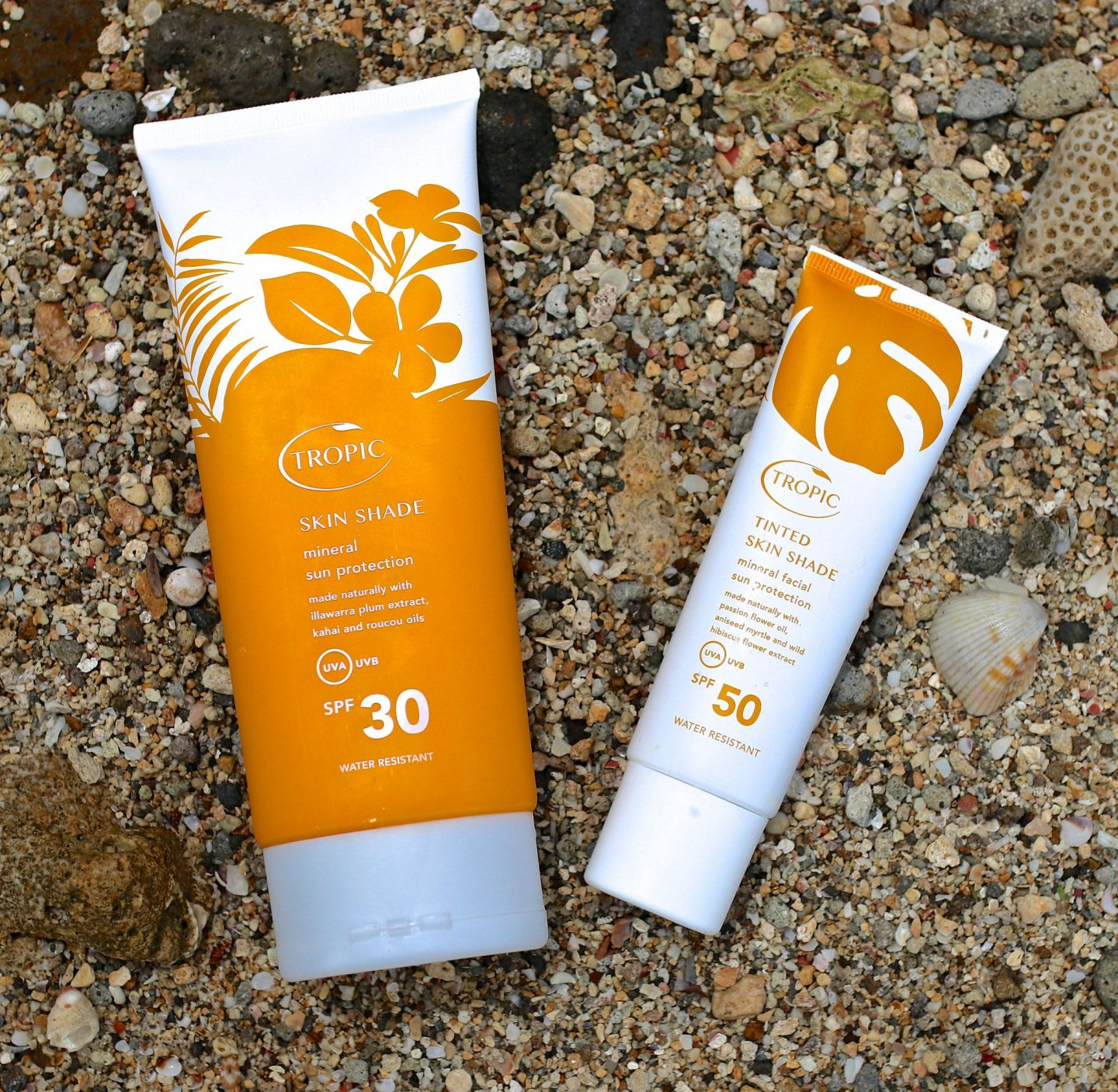 Katie Heath, KALANCHOE, Summer essential Beauty Products, Tropic Mineral Sunscreen