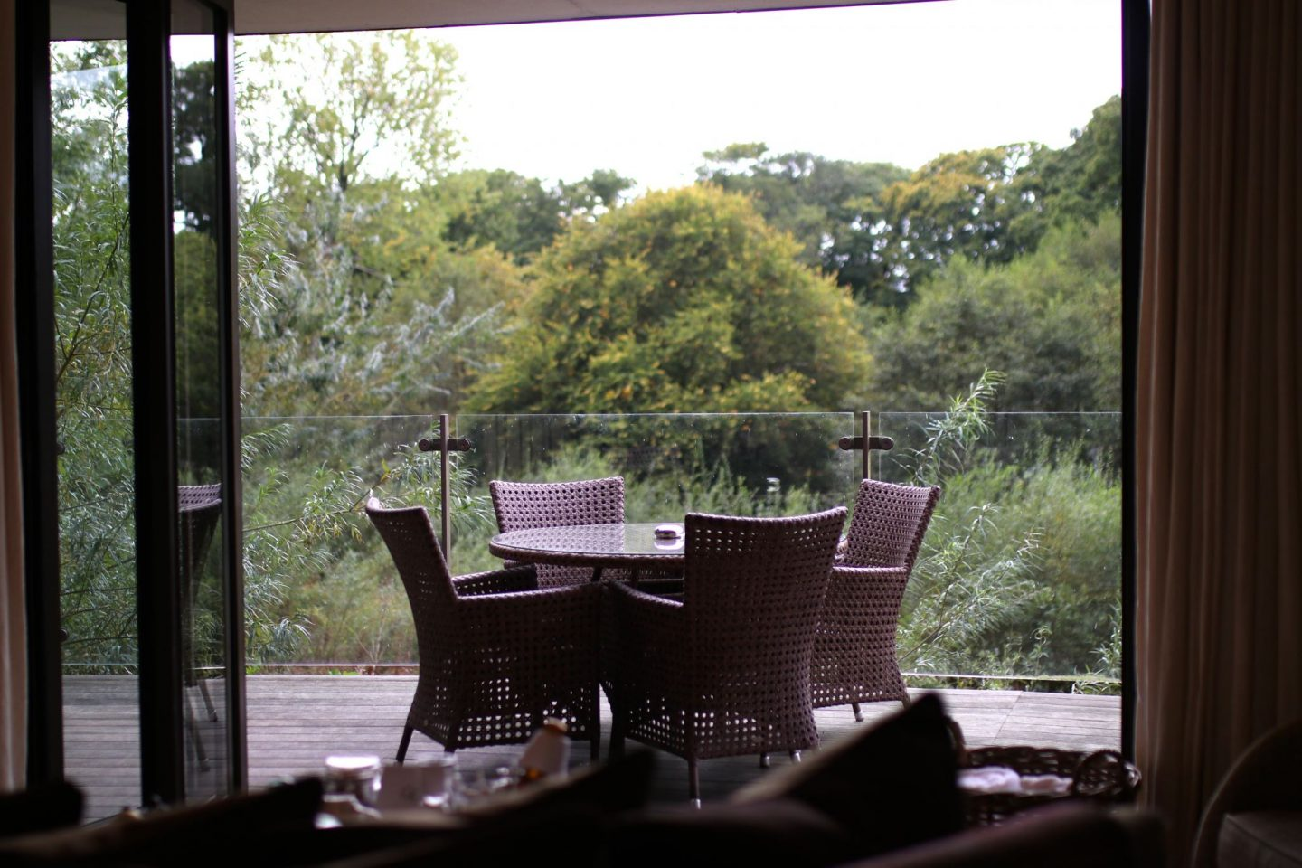 A stay in a Luxury Tree House, Chewton Glen, The New Forest, Katie KALANCHOE