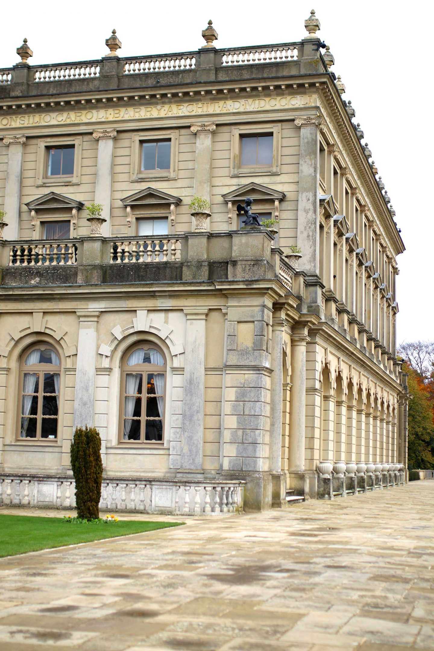 Cliveden House Katie KALANCHOE Lunch at