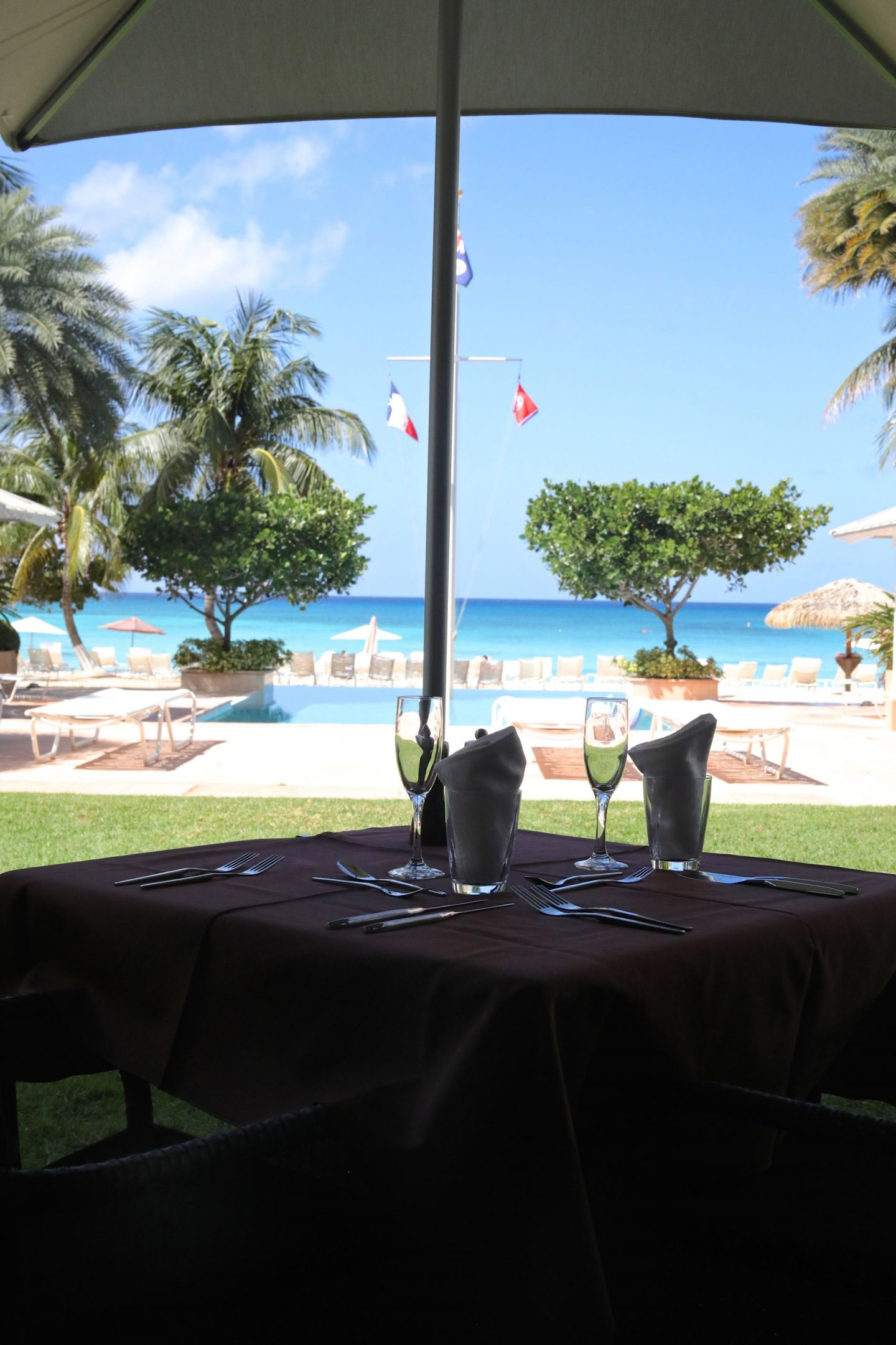 Brunch at Luca, Grand Cayman, The Cayman Islands, Katie Heath, KALANCHOE