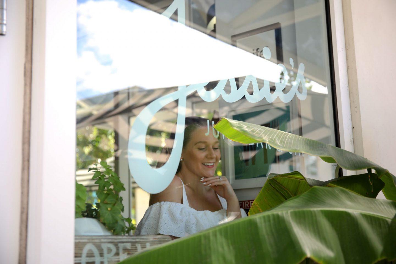 Jessie's Juice Bar, Grand Cayman, The Cayman Islands, Katie Heath, KALANCHOE