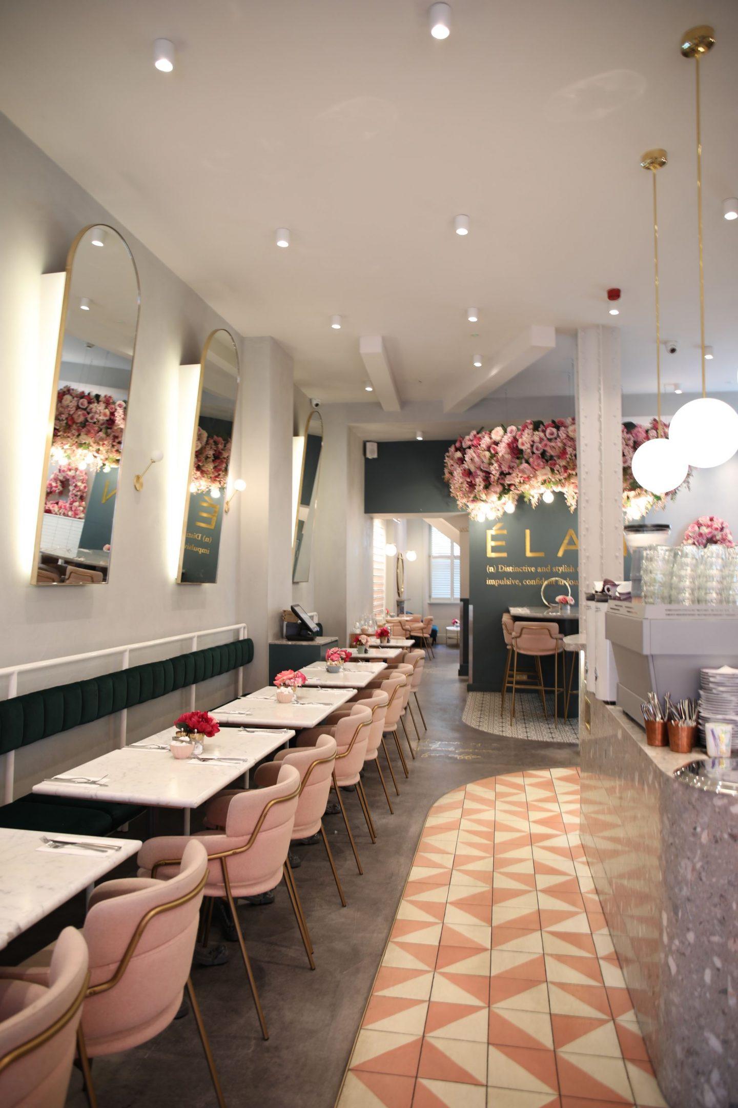 Elan Cafe, Katie KALANCHOE
