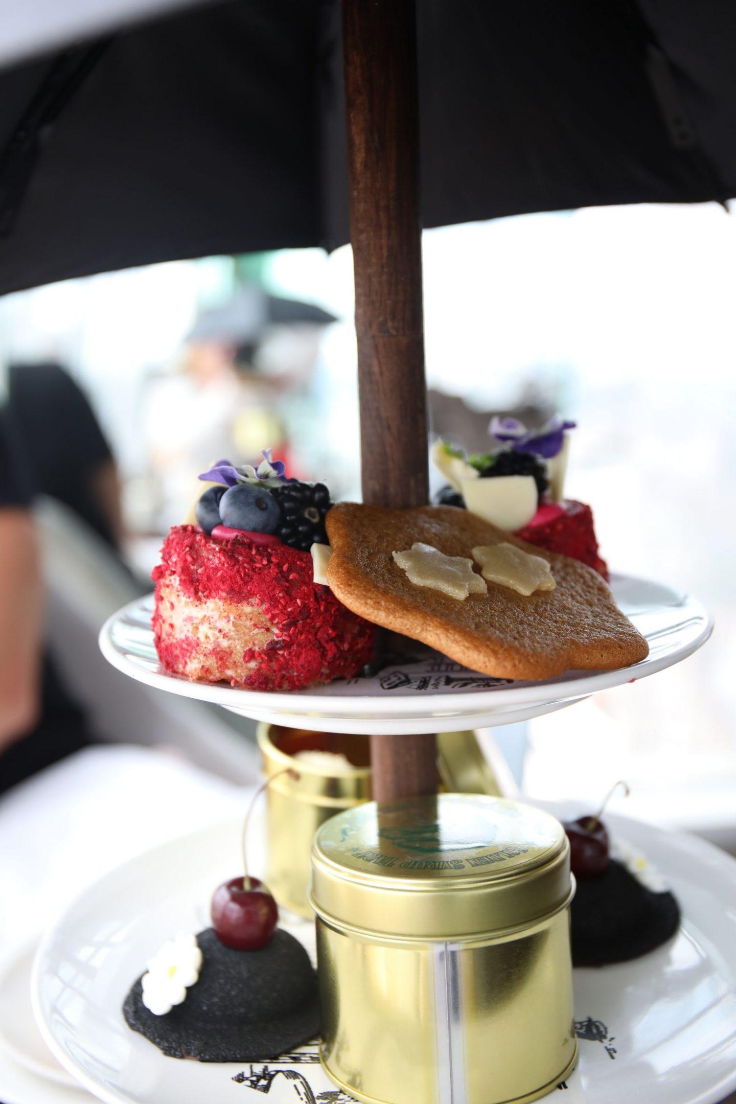 Mary Poppins Afternoon Tea At Aqua Shard Kalanchoe