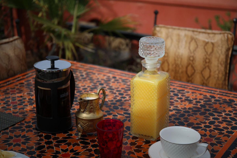 Katie KALANCHOE, Dar Jaguar, Marrakech