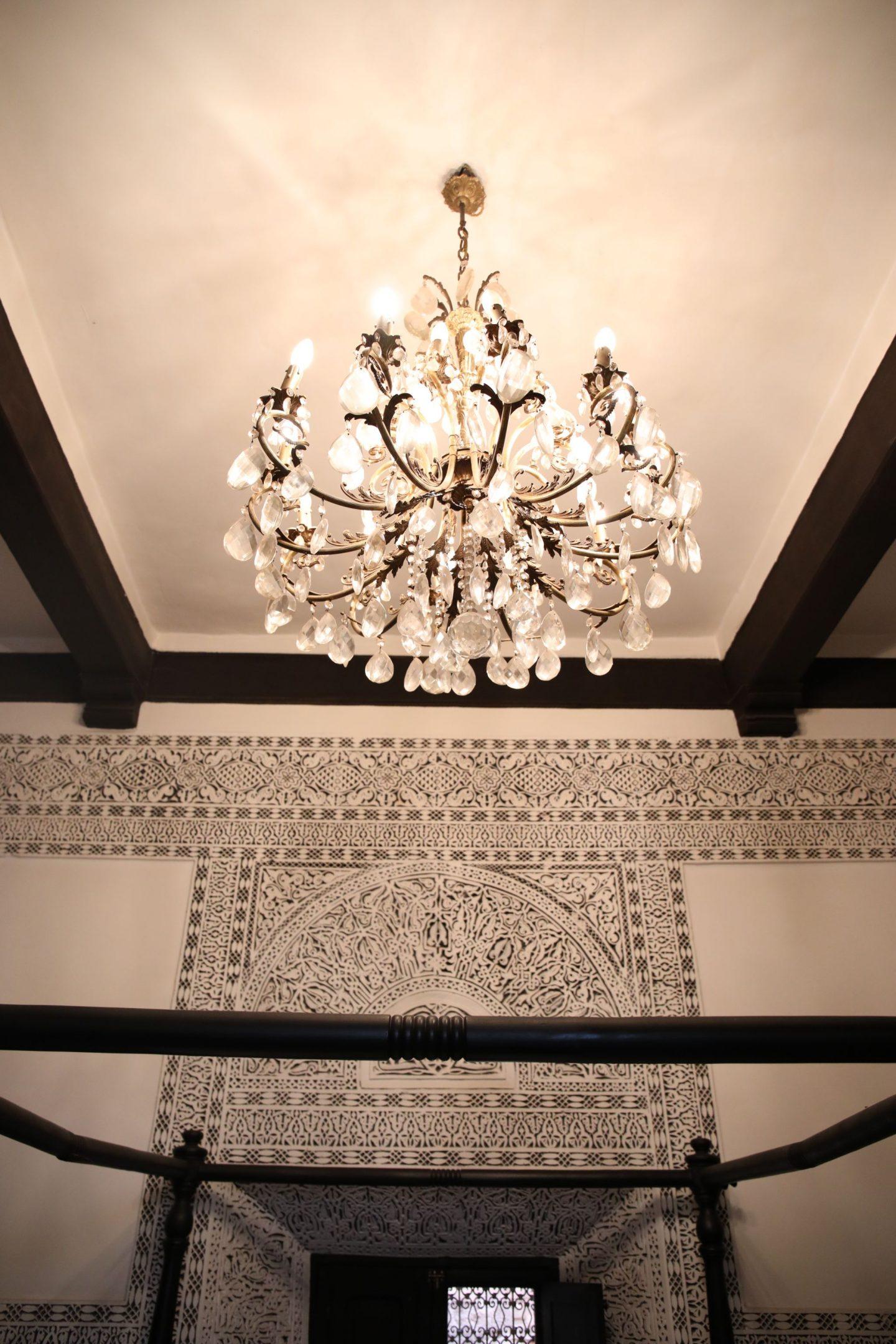 Katie KALANCHOE, Marrakech, Dar Jaguar
