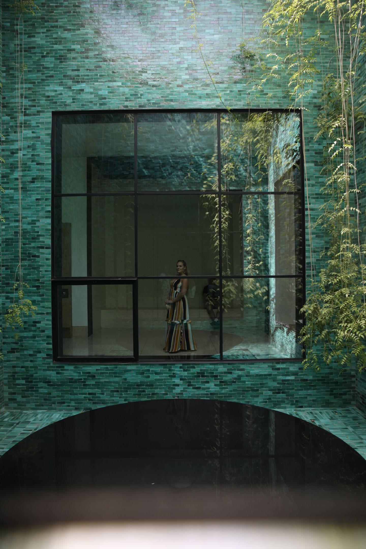 Katie KALANCHOE, Marrakech, Jardin Majorelle, YSL Museum