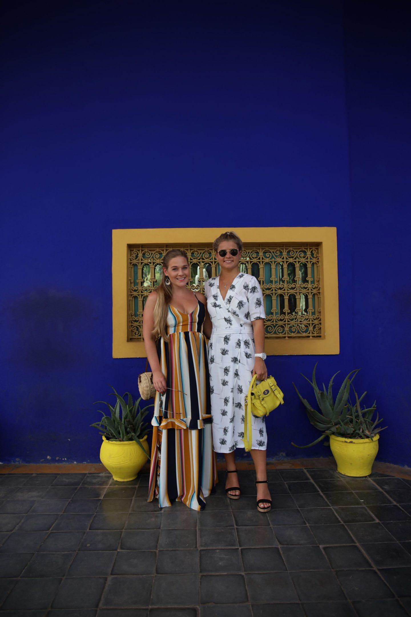 Katie KALANCHOE, Marrakech, Jardin Majorelle,