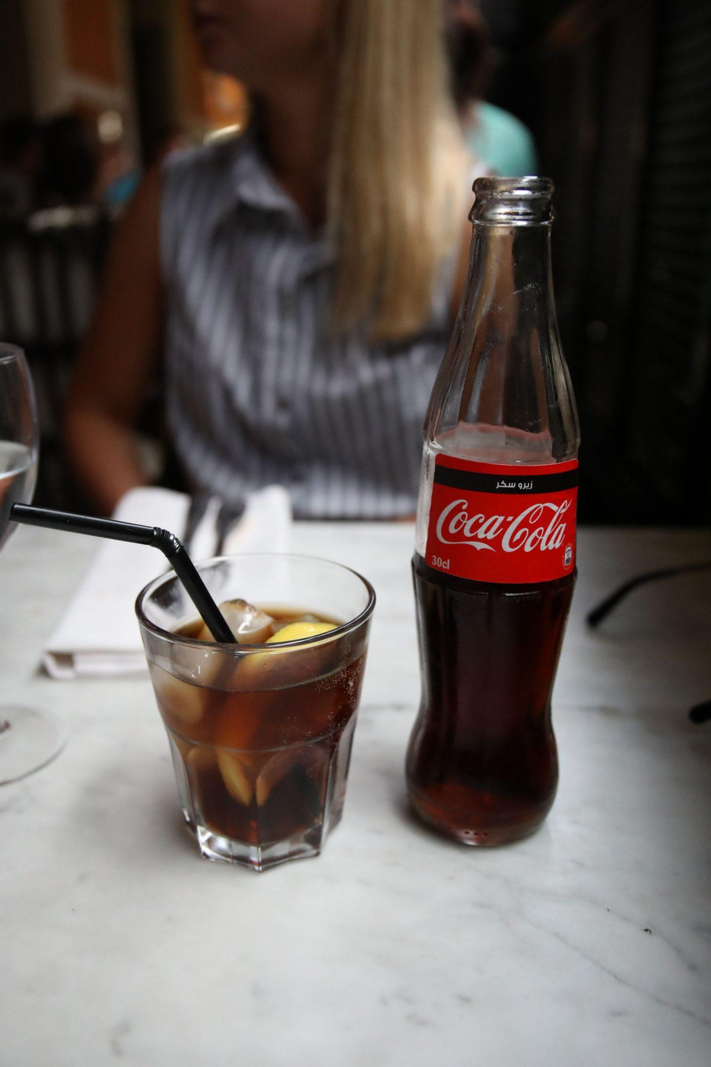 Katie KALANCHOE, Marrakech, Grande Cafe de la poste