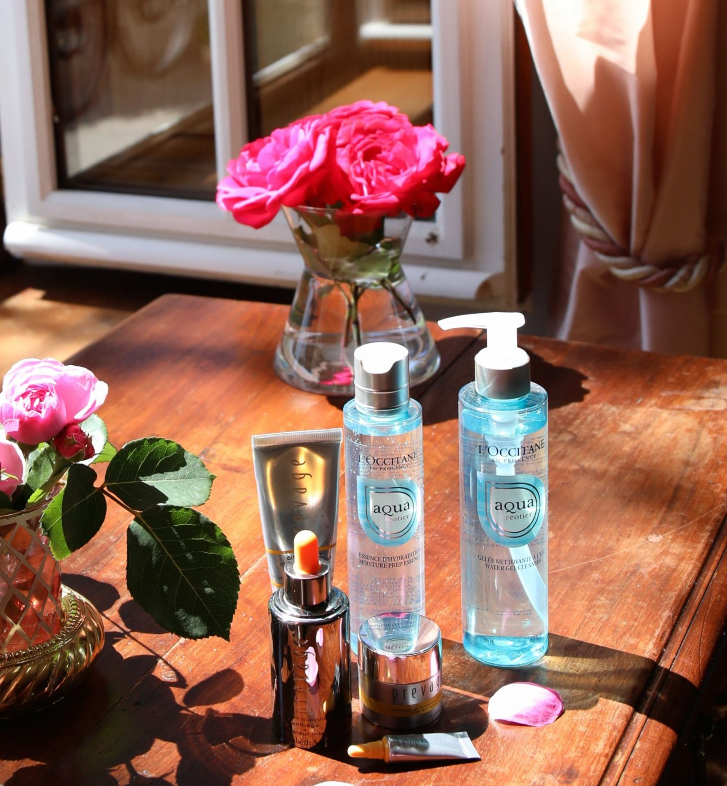 My Latest Travel Beauty Routine for flawless skin