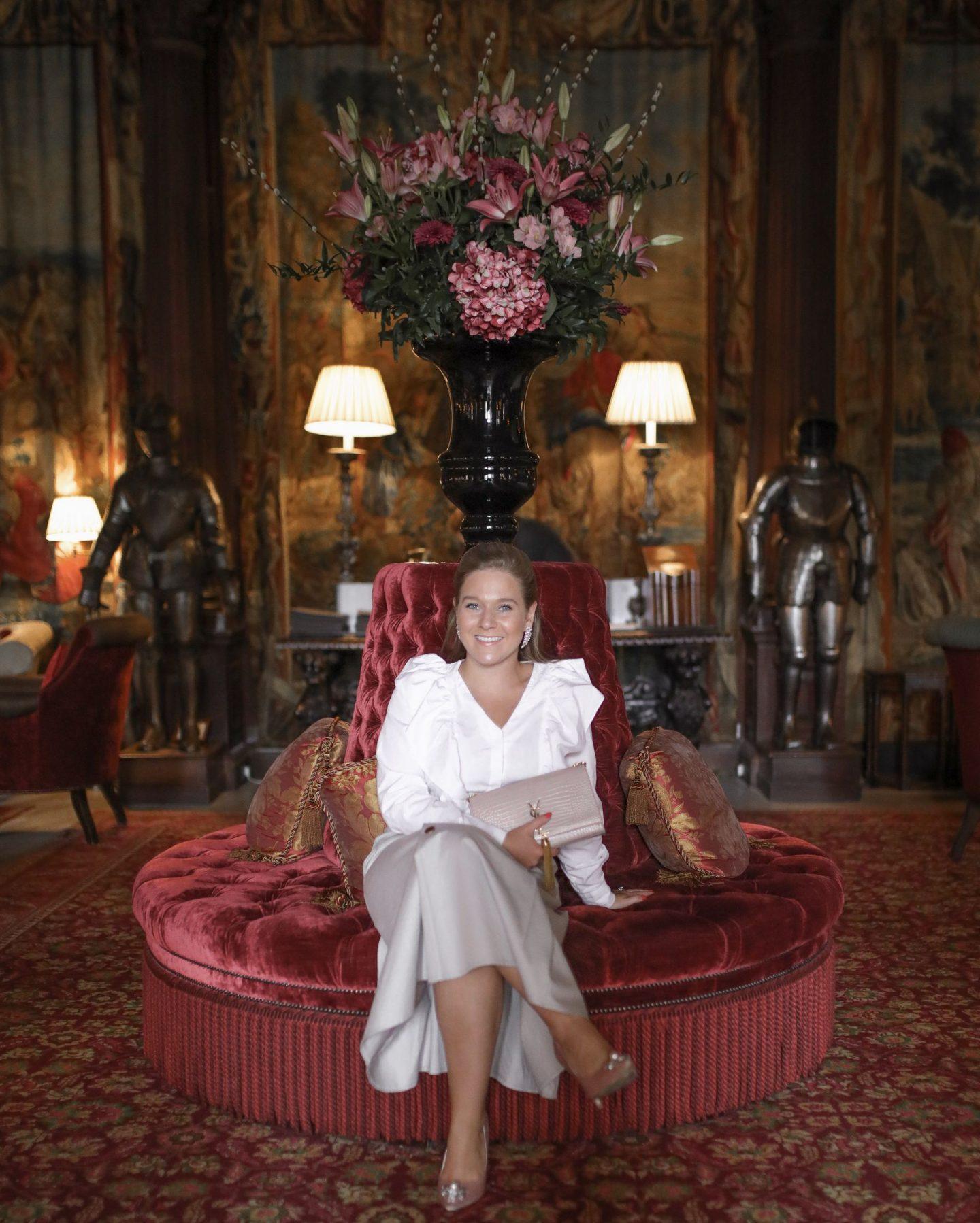 Katie KALANCHOE, Cliveden House, Katie Heath