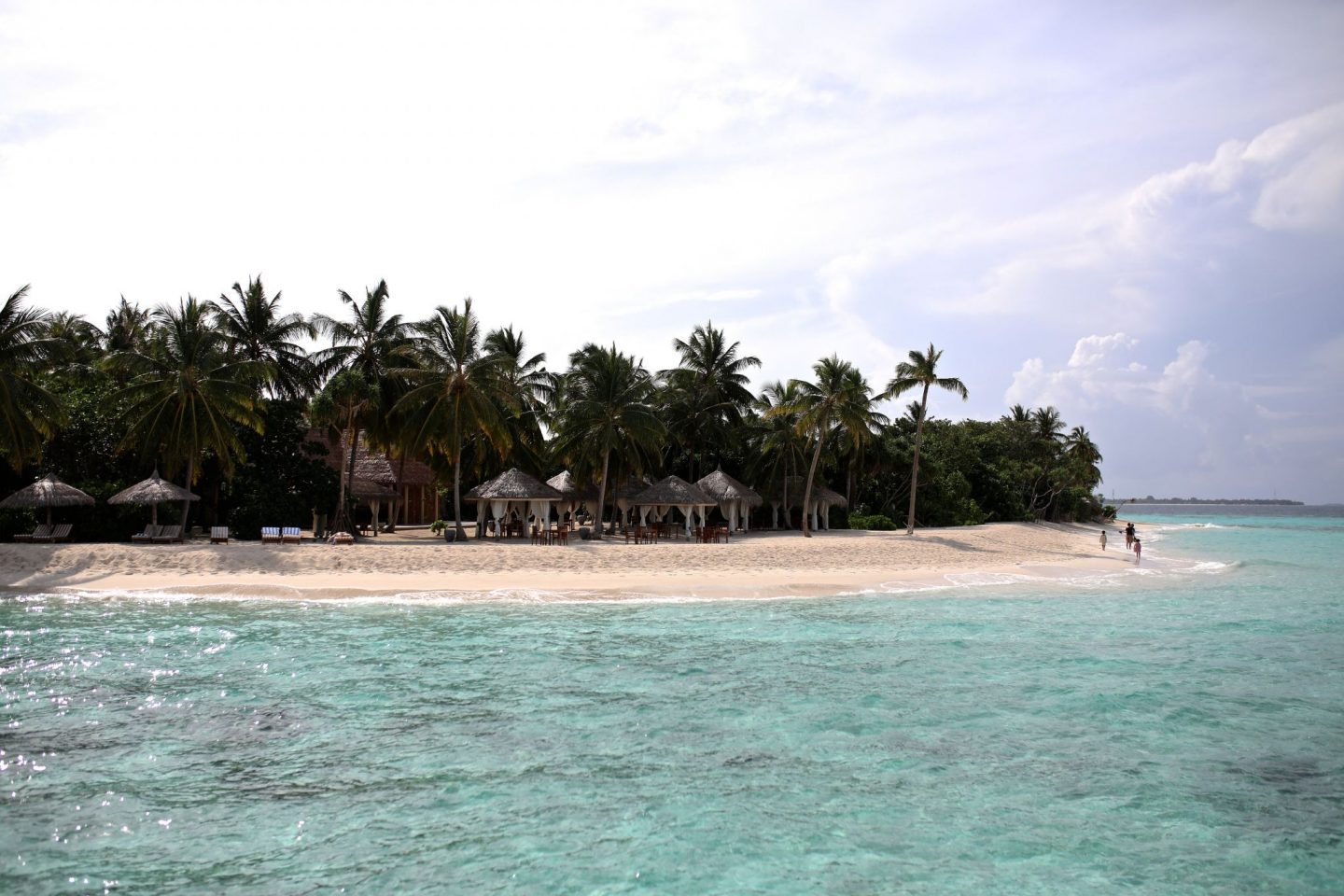 Reethi Faru, The Maldives, Katie KALANCHOE
