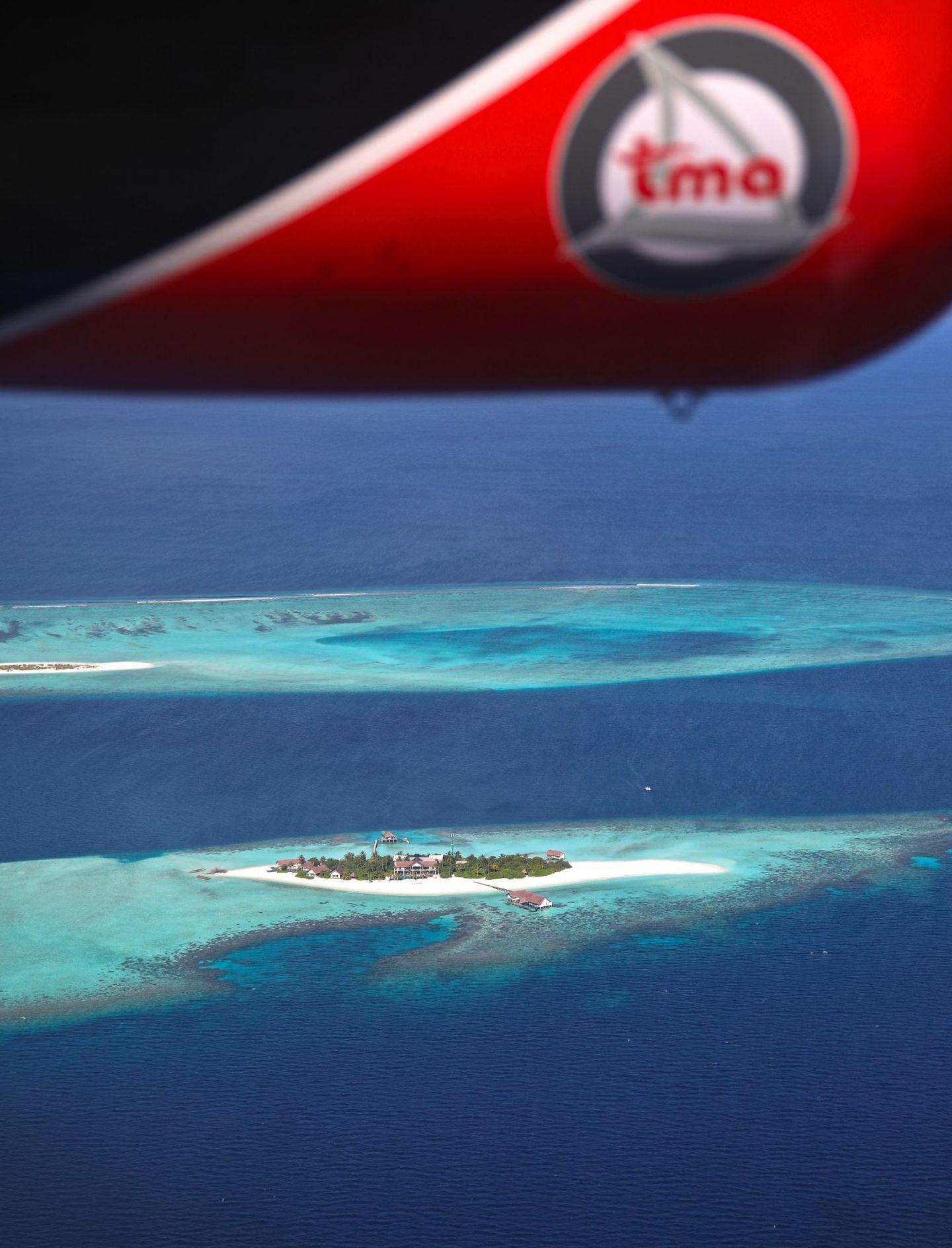 Reethi Faru, The Maldives, Katie KALANCHOE
