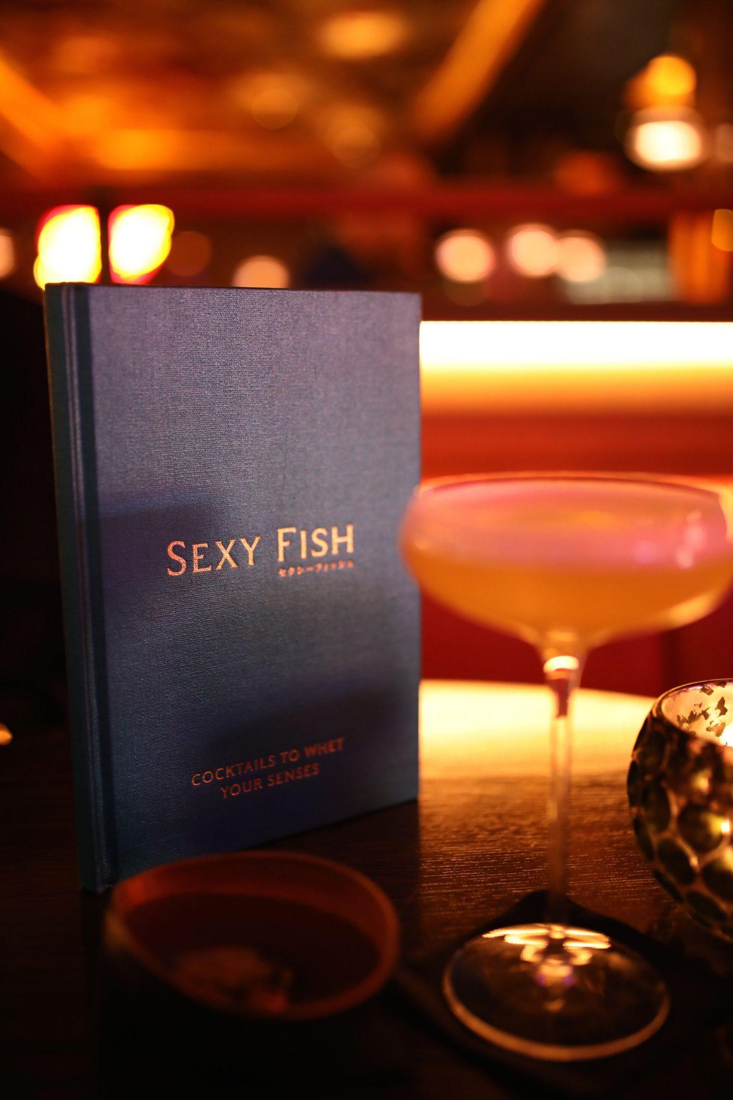 Kuikku Menu at Sexy Fish in Mayfair, Katie Heath, KALANCHOE