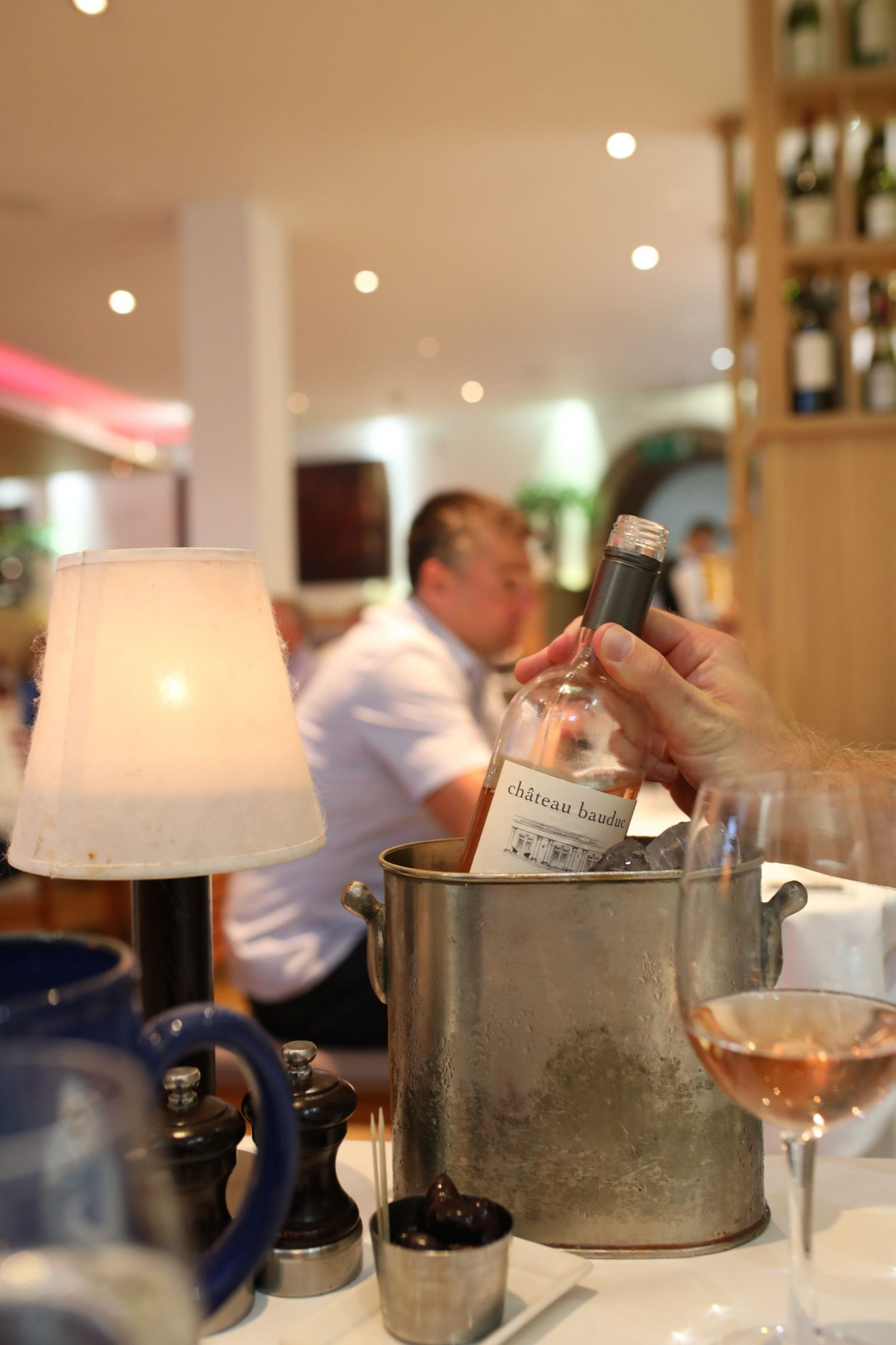Rick Stein's Seafood Restaurant and Hotel, Padstow Cornwall,