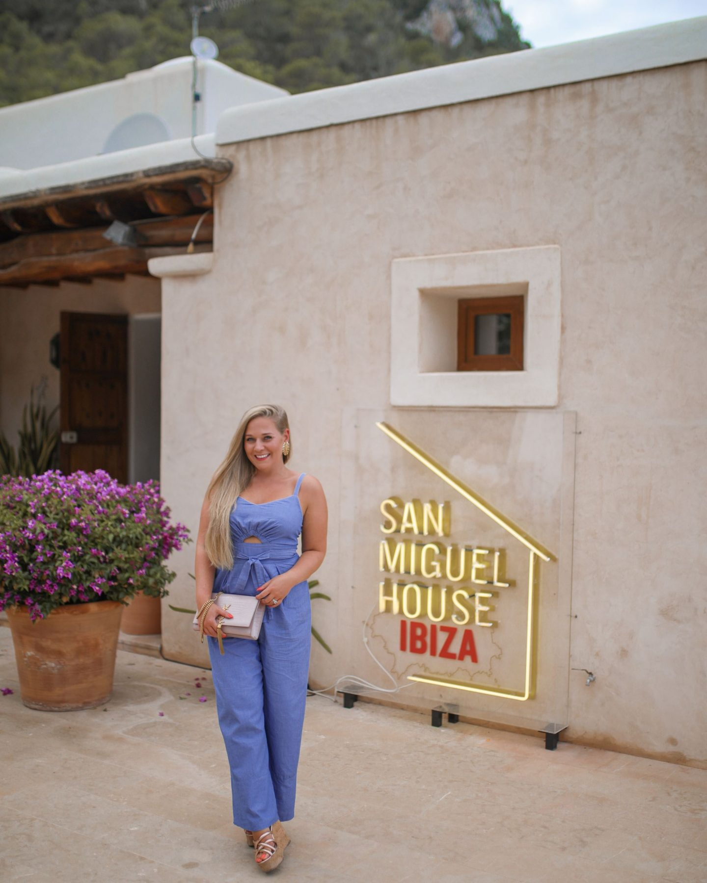 Katie Heath, Kalanchoe at the San Miguel House in Ibiza