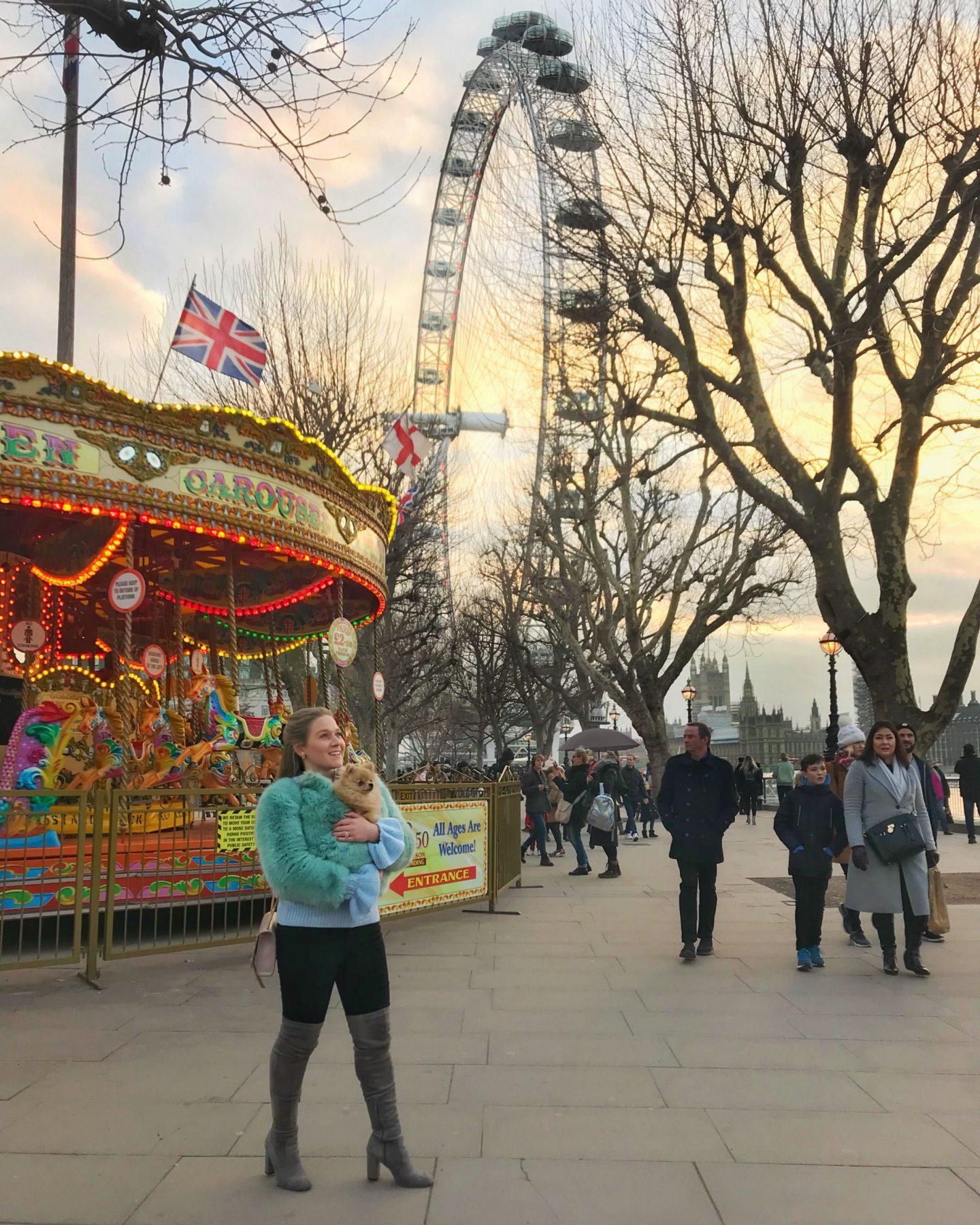 Katie Heath, KALANCHOE, Instagram photo in London