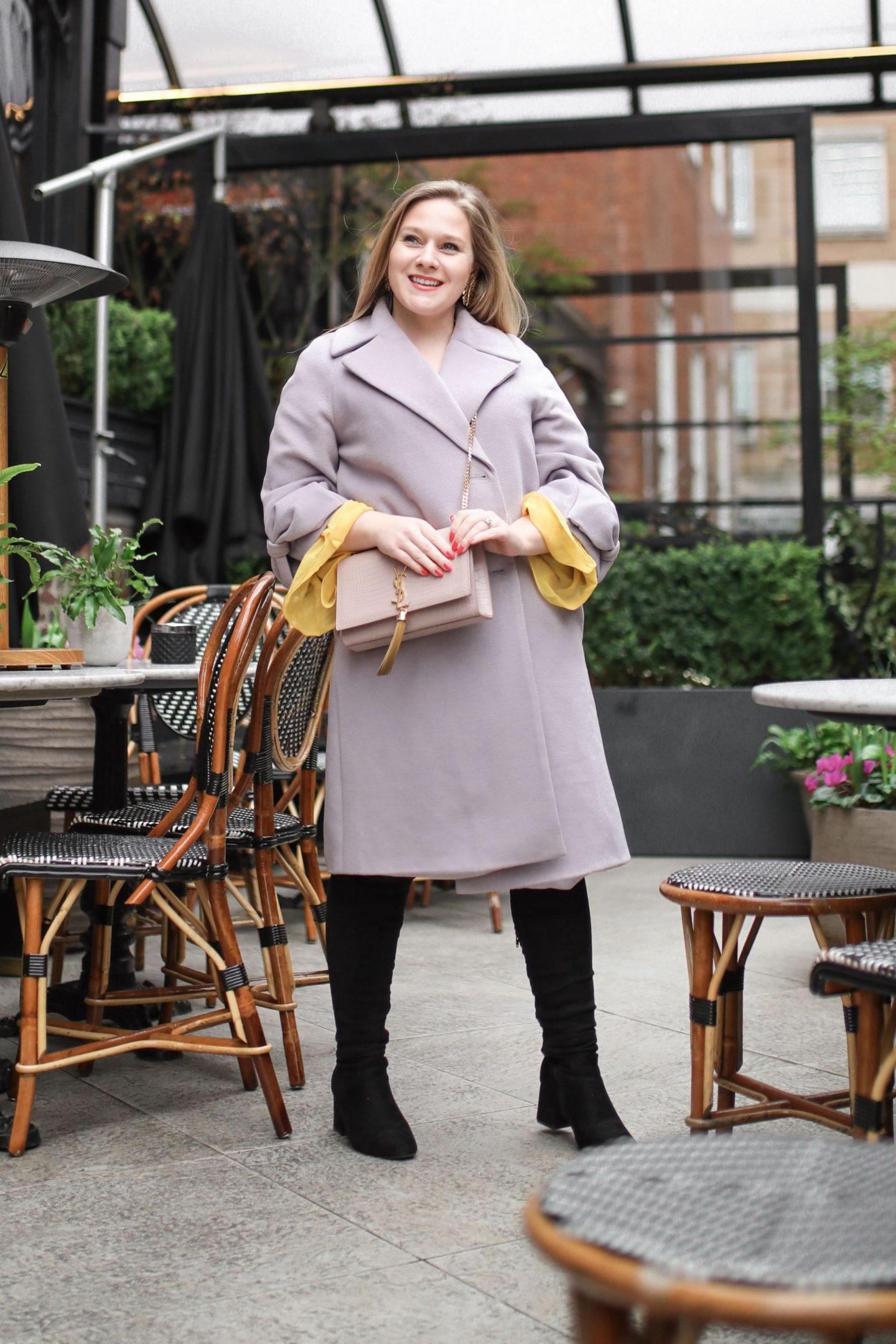 Katie Heath, KALANCHOE, Breakfast at Dalloway Terrace's new Spring Jungle