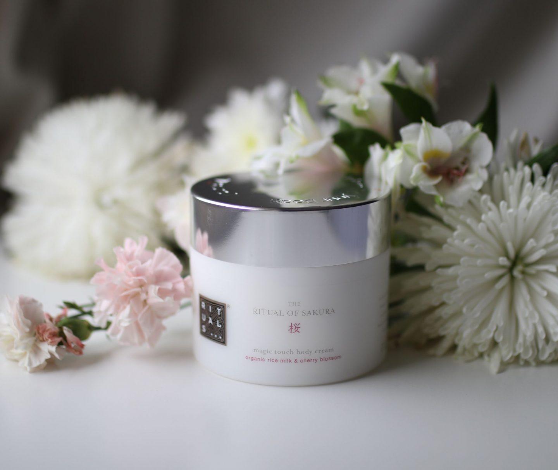Rituals Ritual of Sakura Body Cream Moisturiser, Katie KALANCHOE