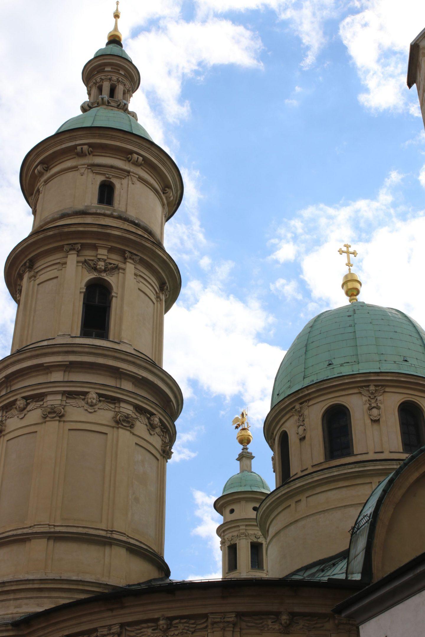 Katie KALANCHOE in Graz, Austria, Uncover Austria
