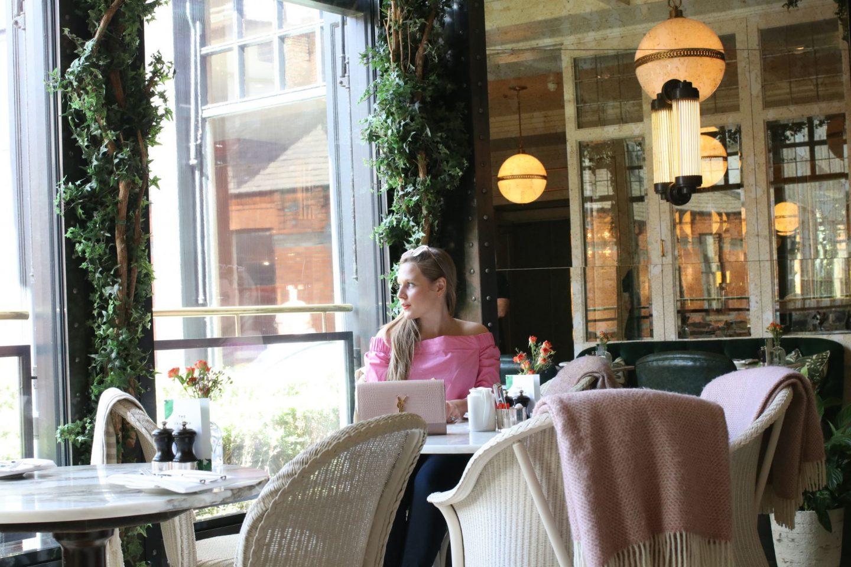 Katie, KALANCHOE, The Westbury, Dublin, Ireland
