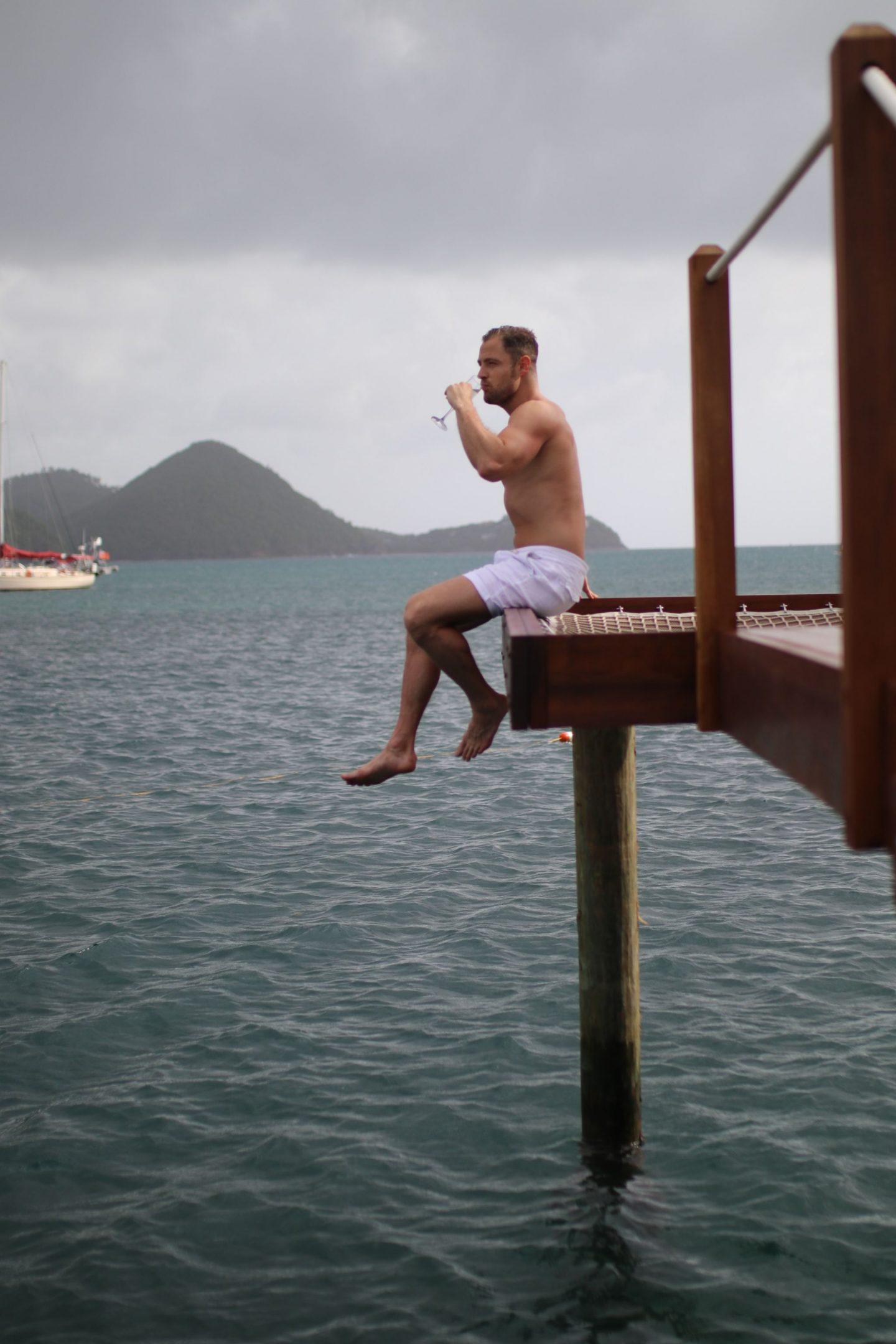 Katie Heath, KALANCHOE, St Lucia, Sandals Grande Water Bungalow