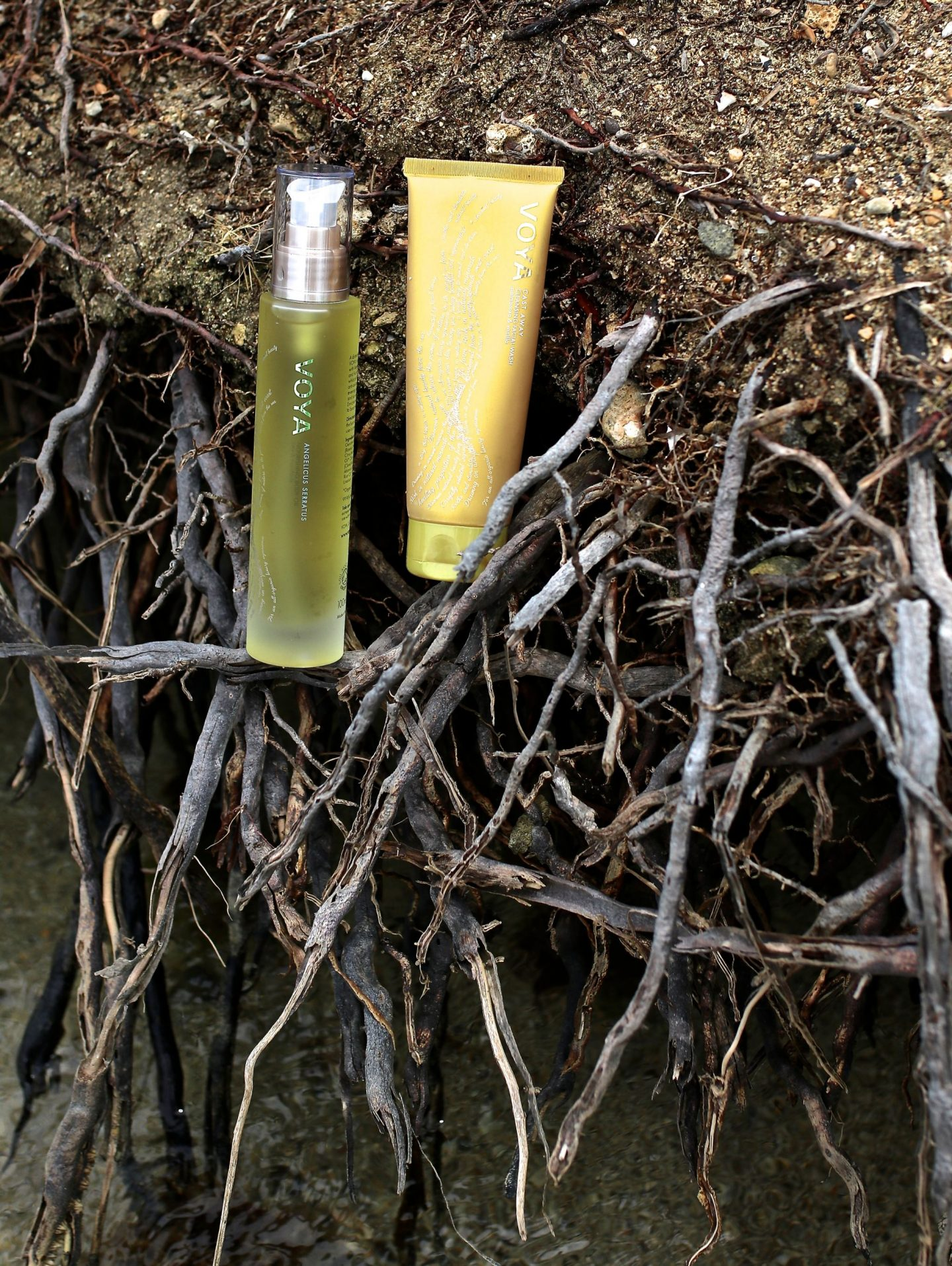 Katie Heath, KALANCHOE, Summer essential Beauty Products, Voya Seaweed Products