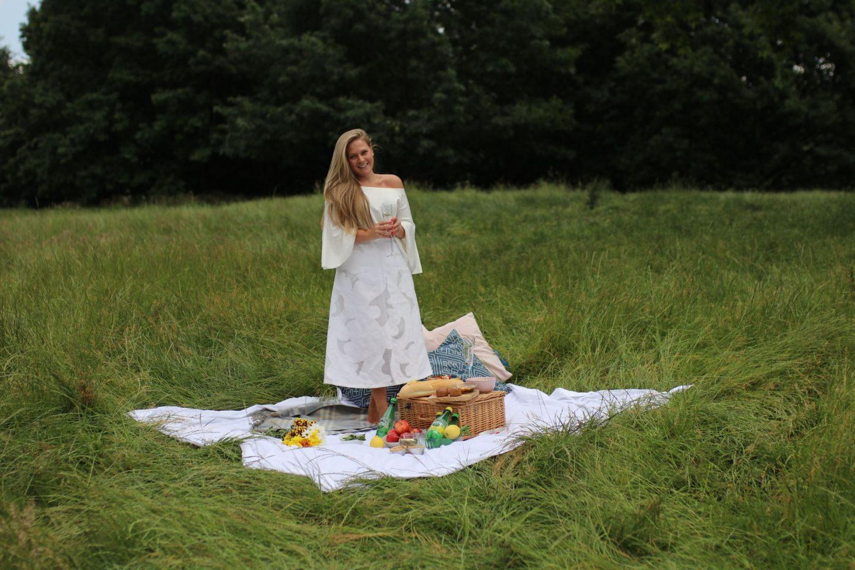 Katie Heath, KALANCHOE, Perrier Picnic, Perrier Pique-Nique, Luxury Picnic