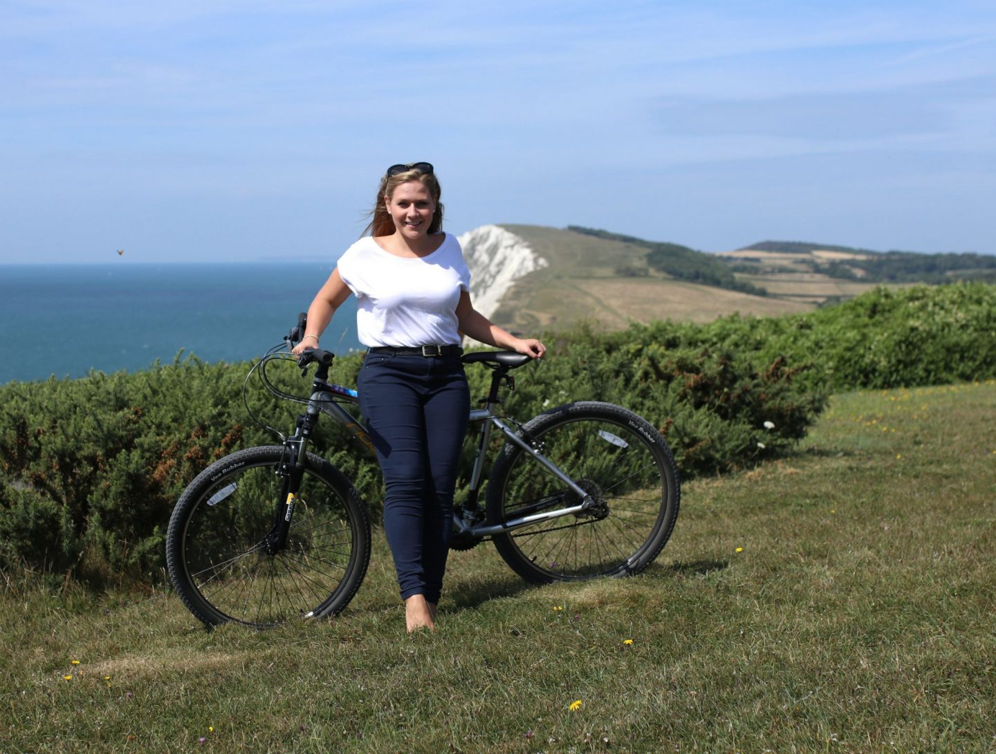 Katie Heath, KALANCHOE, Isle of Wight, Wight Cycle Hire