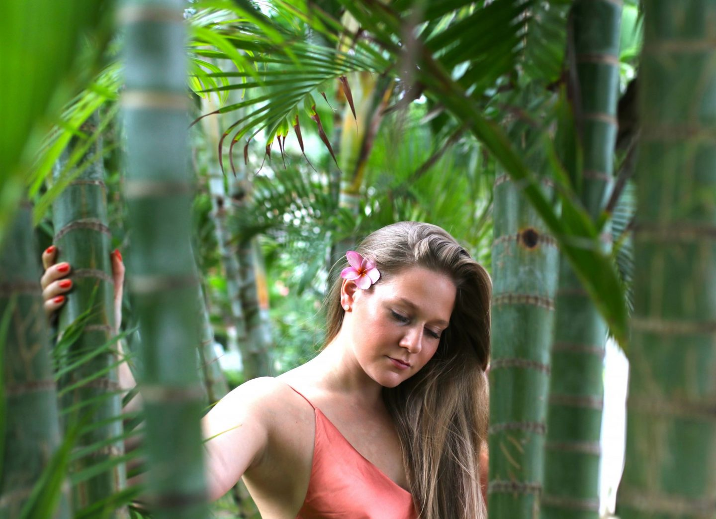 Katie Heath, KALANCHOE, St Lucia Outfit Diaries, ASOS