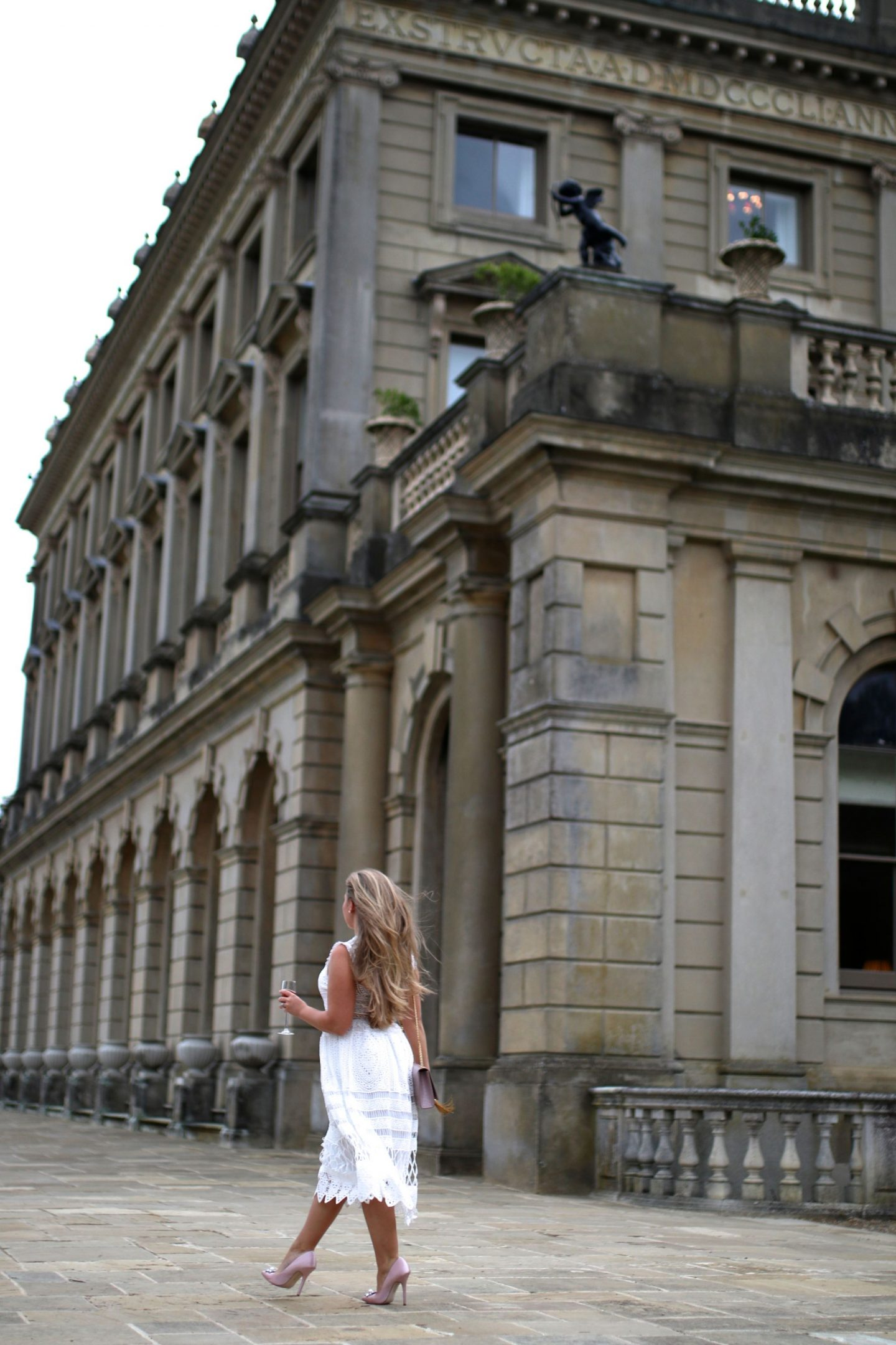 Katie Heath, KALANCHOE, Cliveden House, What to pack for a 1 night stay