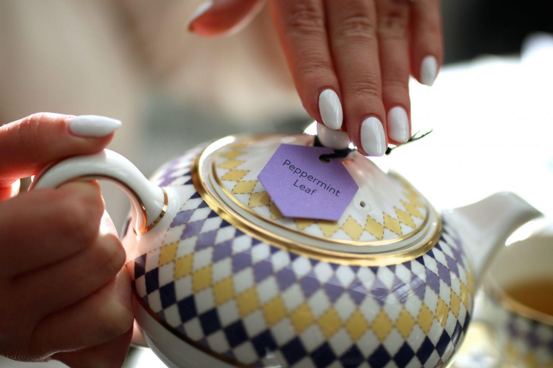 Prêt a Portea, Afternoon Tea, The Berkeley, Katie Heath, KALANCHOE