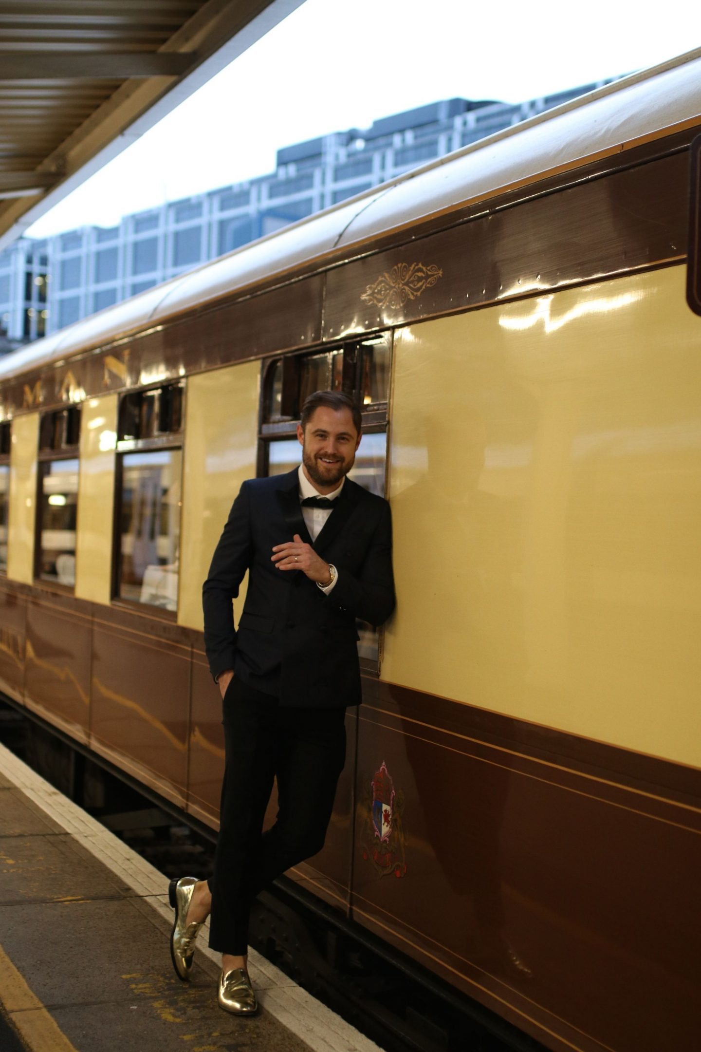 Belmond British Pullman with Laurent Perrier, Katie Heath, KALANCHOE