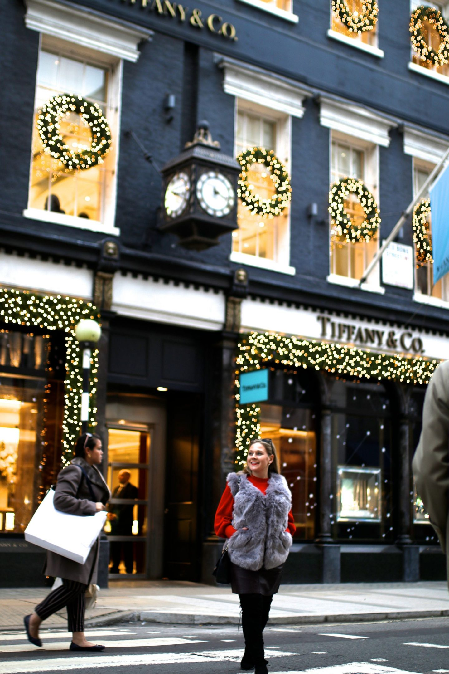 Old Bond Street, Katie KALANCHOE Instagram Guide to Christmas in London