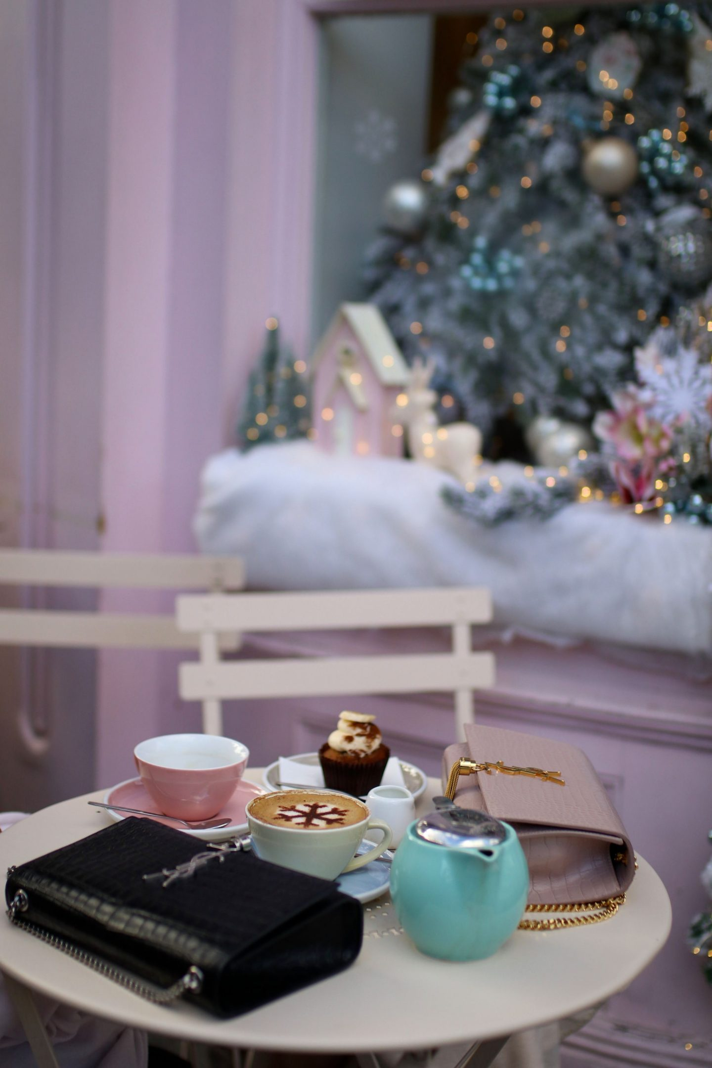 Peggy Porschen, Katie KALANCHOE Instagram Guide to Christmas in London