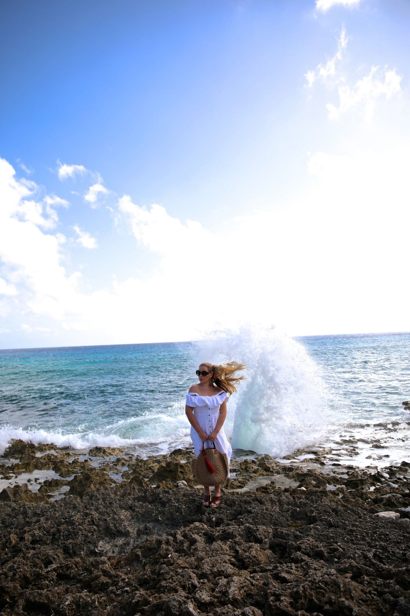 The Blow Holes, Grand Cayman, Katie Heath, KALANCHOE
