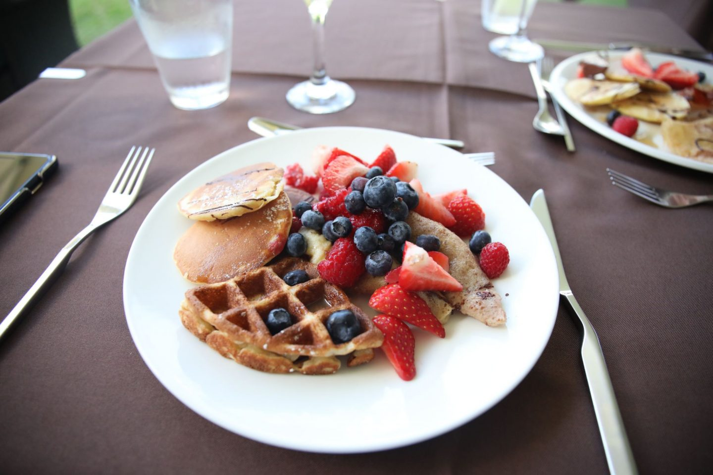 Brunch at Luca, Grand Cayman, The Cayman Islands, Katie Heath, KALANCHOE