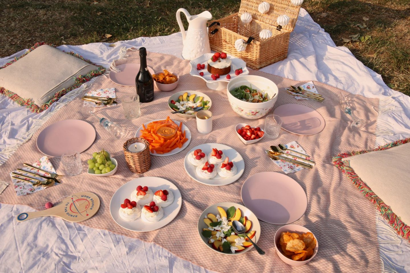 Three delicious summer picnic recipes, Katie KALANCHOE