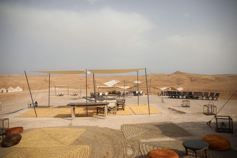 Katie KALANCHOE, Marrakech, Scarabeo Desert Camp