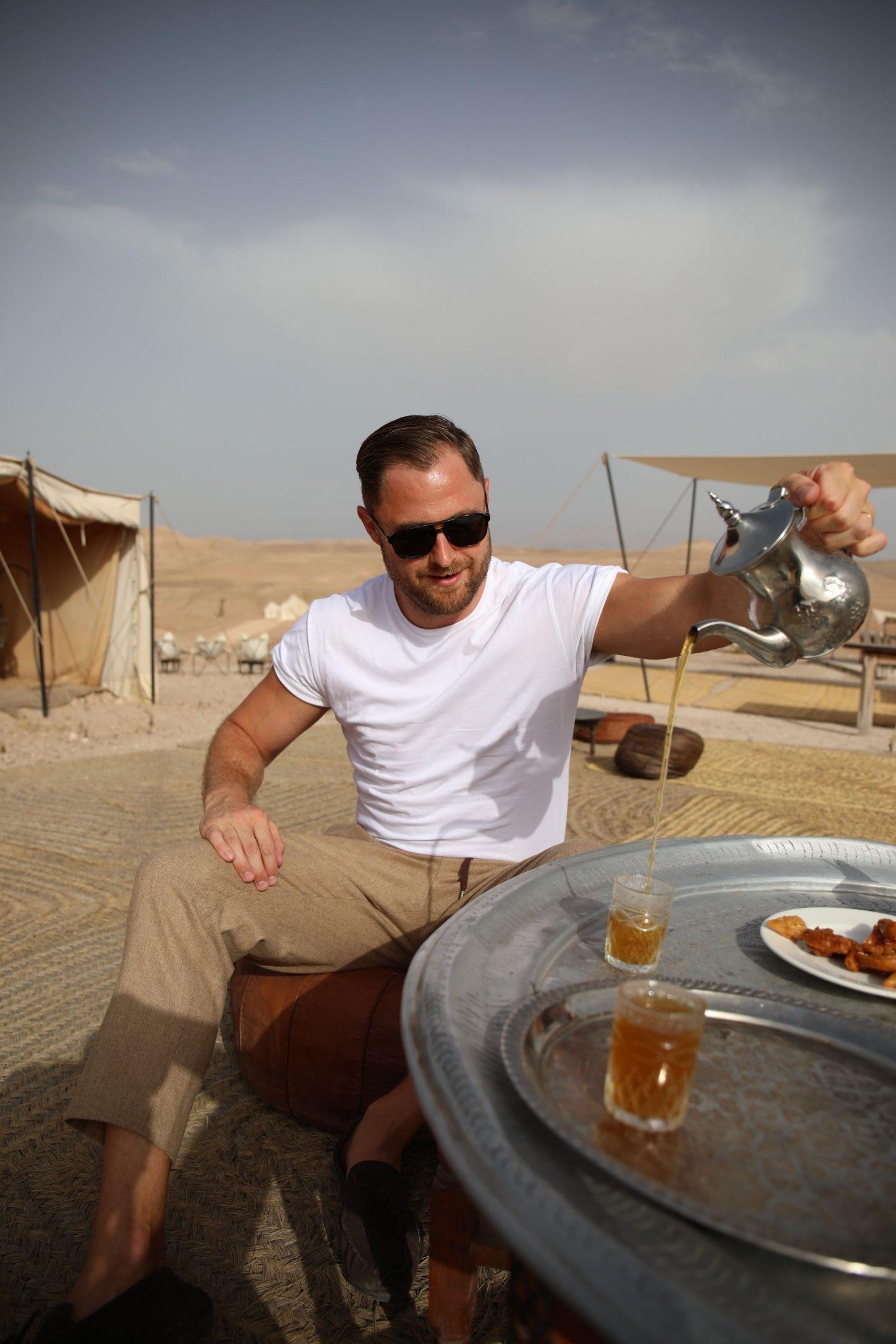 Katie KALANCHOE, Marrakech, Scarabeo Desert Camp, Ben Heath