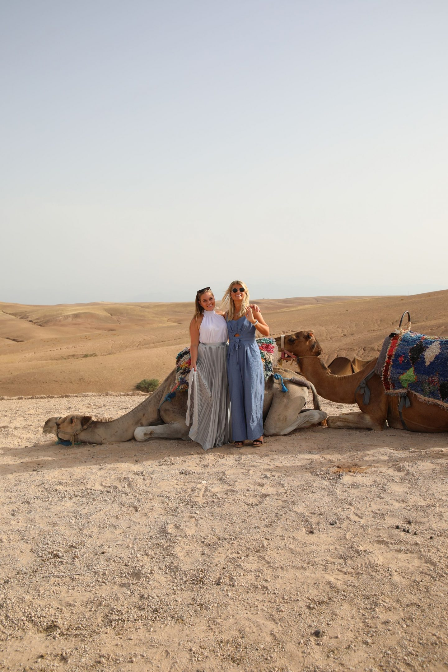 Katie KALANCHOE, Marrakech, Scarabeo Desert Camp, Katie Heath and Harriet Martinovic