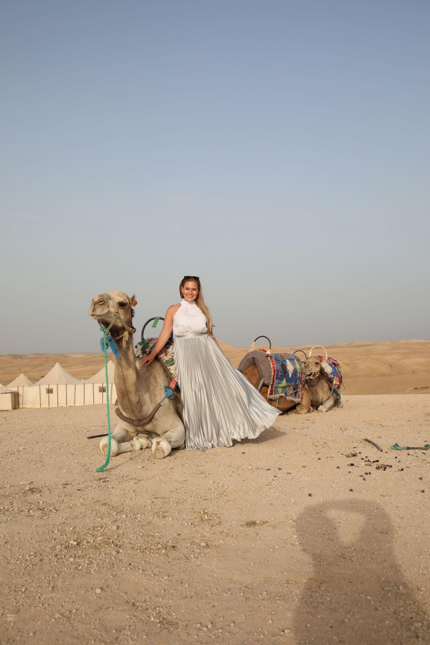 Katie KALANCHOE, Marrakech, Scarabeo Desert Camp, katie heath