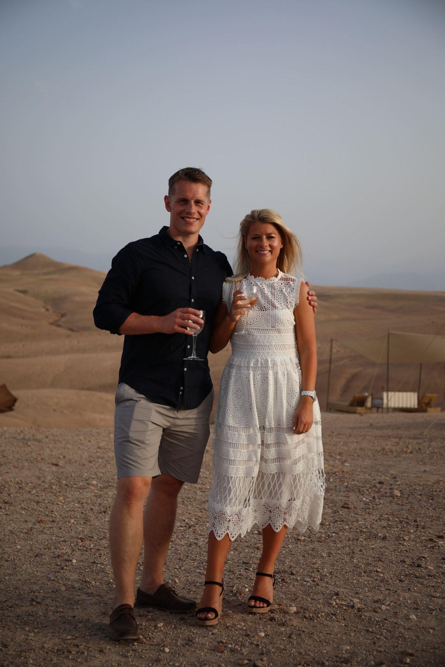 Katie KALANCHOE, Marrakech, Scarabeo Desert Camp, Harriet Martinovic, Tom yellowlees