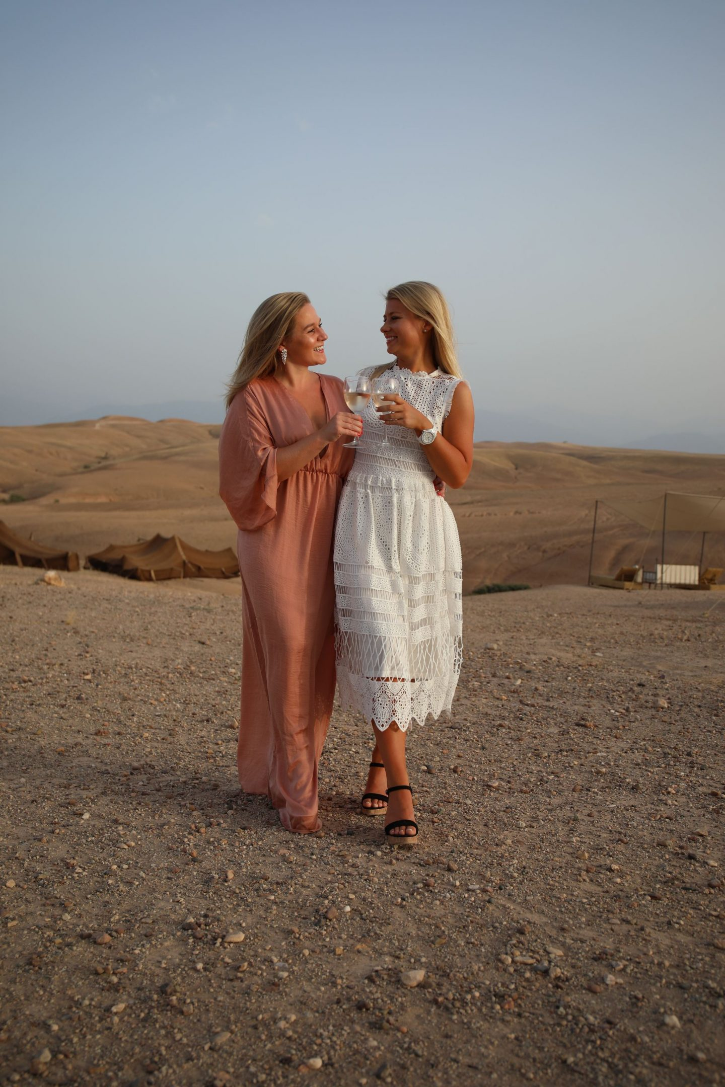 Katie KALANCHOE, Marrakech, Scarabeo Desert Camp, Harriet Martinovic, Katie Heath