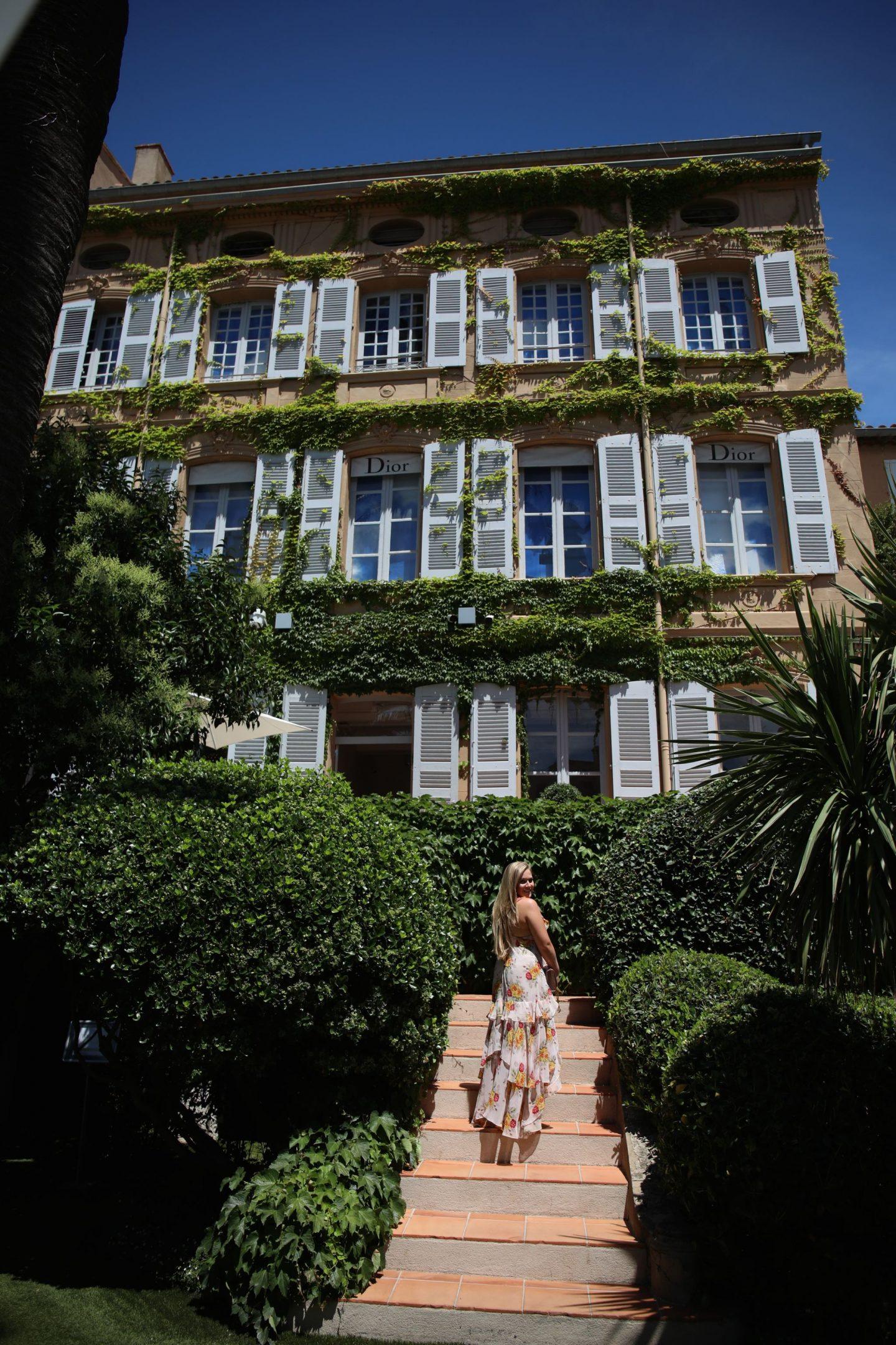St Tropez Town, France, Katie KALANCHOE